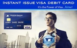 Instant-Issue Debit Cards