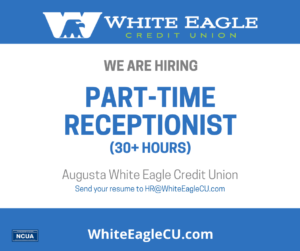 Join our team at White Eagle CU